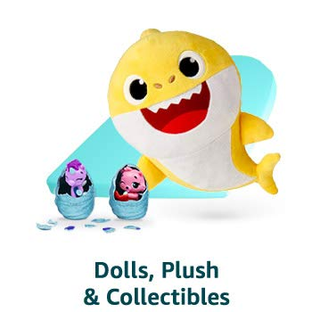 Dolls, Plush & Collectibles