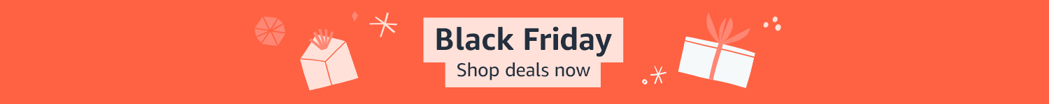 Black Friday Shop deals now