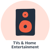TVs and Home Entertainment