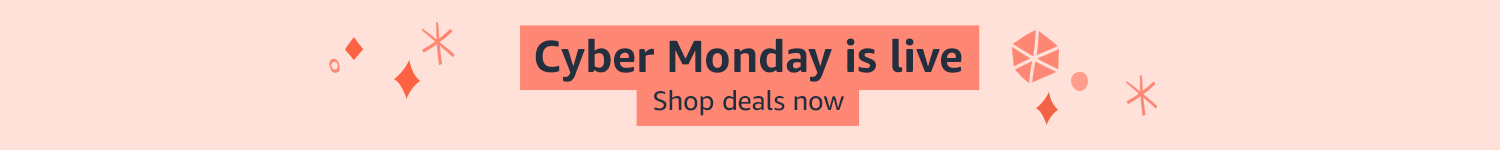 Cyber Monday is live Shop deals now
