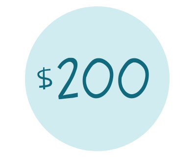 Gifts under $200
