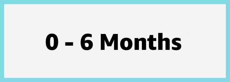 0-6 months