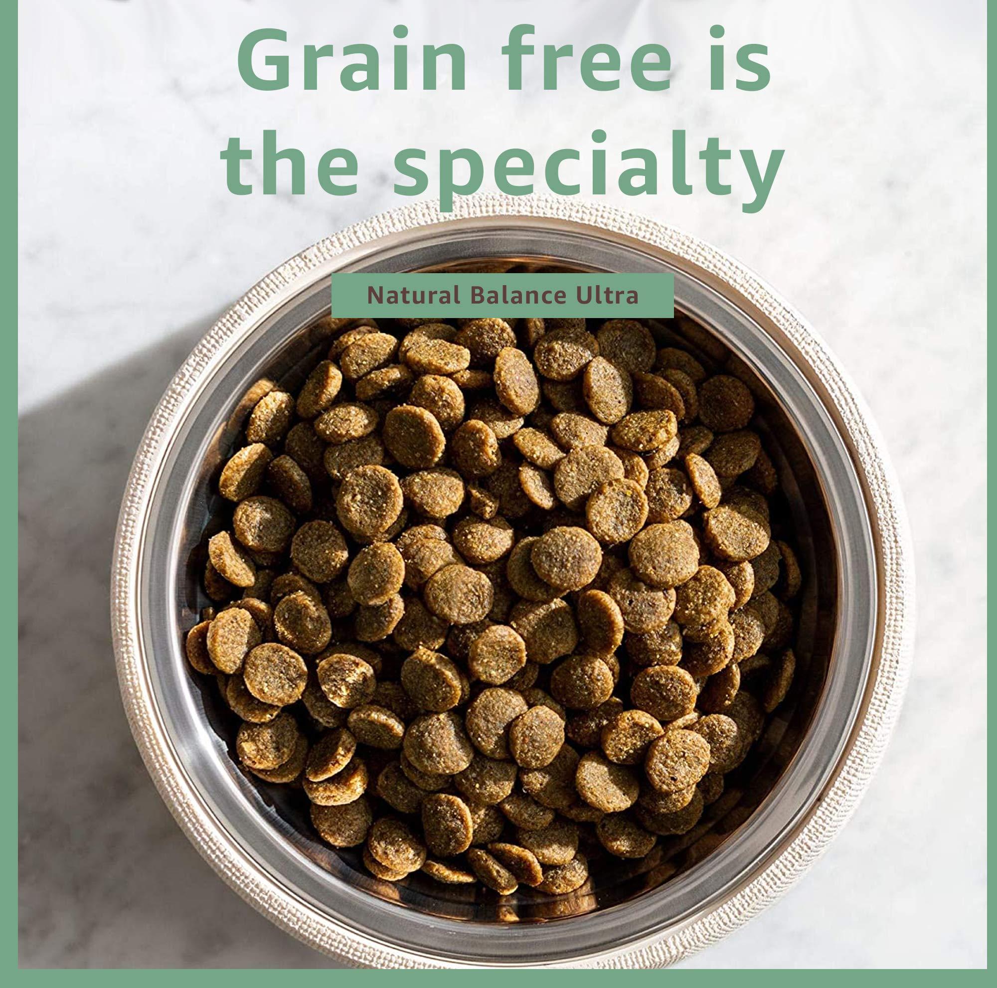 Grain free with Natural Balance