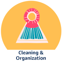 Cleaning & Organization