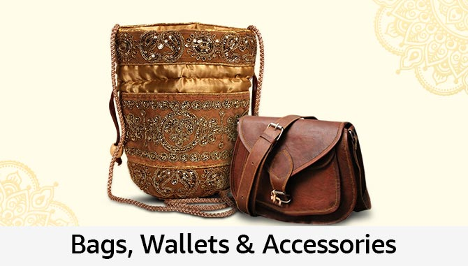 Bags, Wallets and Accessories