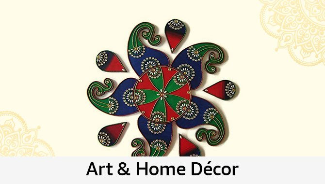 Art & Home Decor