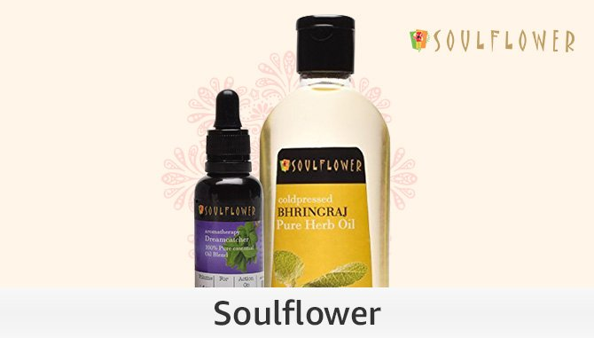 Soulflower Essential Oils