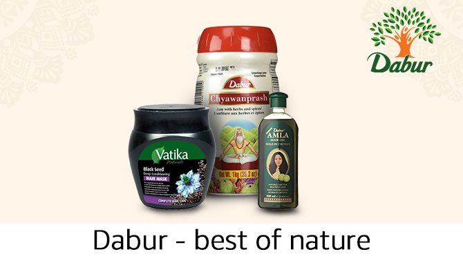 Dabur- Best of Nature