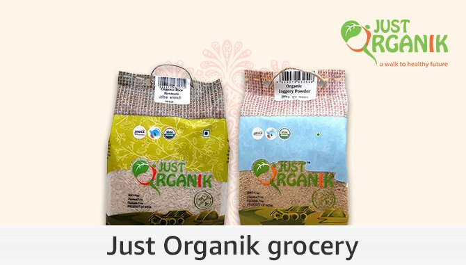 Just Organik Grocery