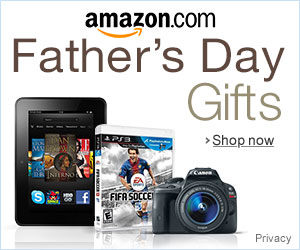 Shop Amazon - Father's Day Shop