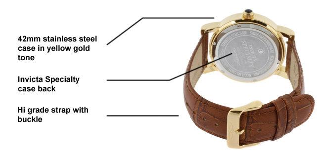 Esquema de reloj invicta 2