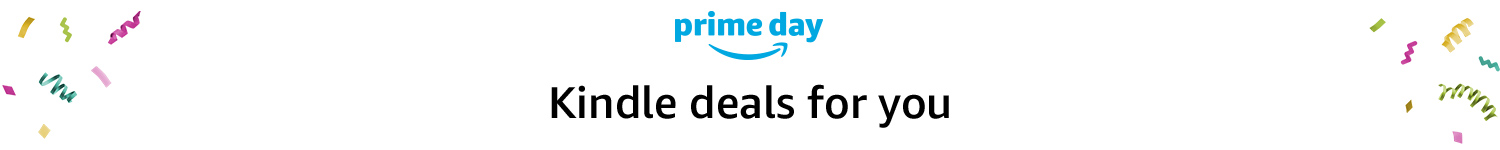 Prime Day Kindle deals for you