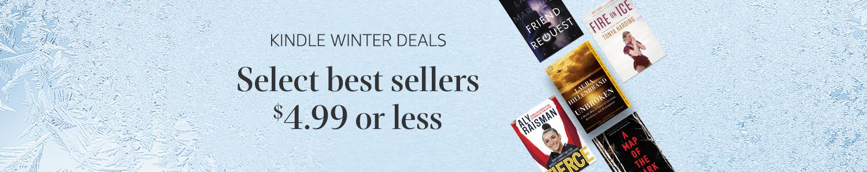 Kindle Winter Deals