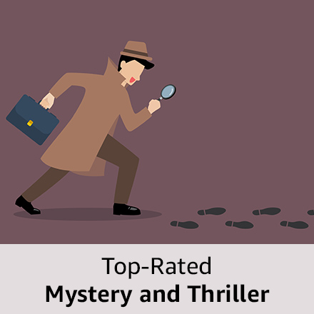 Top-Rated Mystery and Thriller
