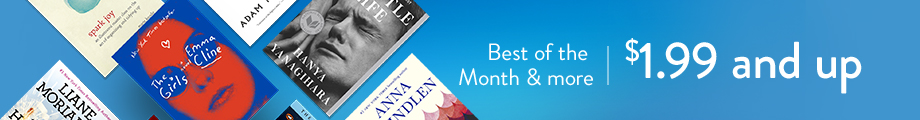 Save on select Best of the Month picks at $1.99 and Up