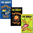 Five Books in the Serge Storms Series by Tim Dorsey