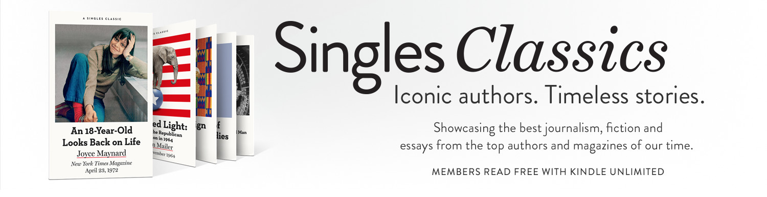 Singles Classics: Iconic authors. Timeles stories.