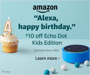 Vx 2664 aucc alexa bday dot kids associates 300x250