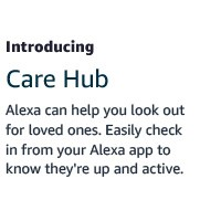 Alexa can help you look out for loved ones