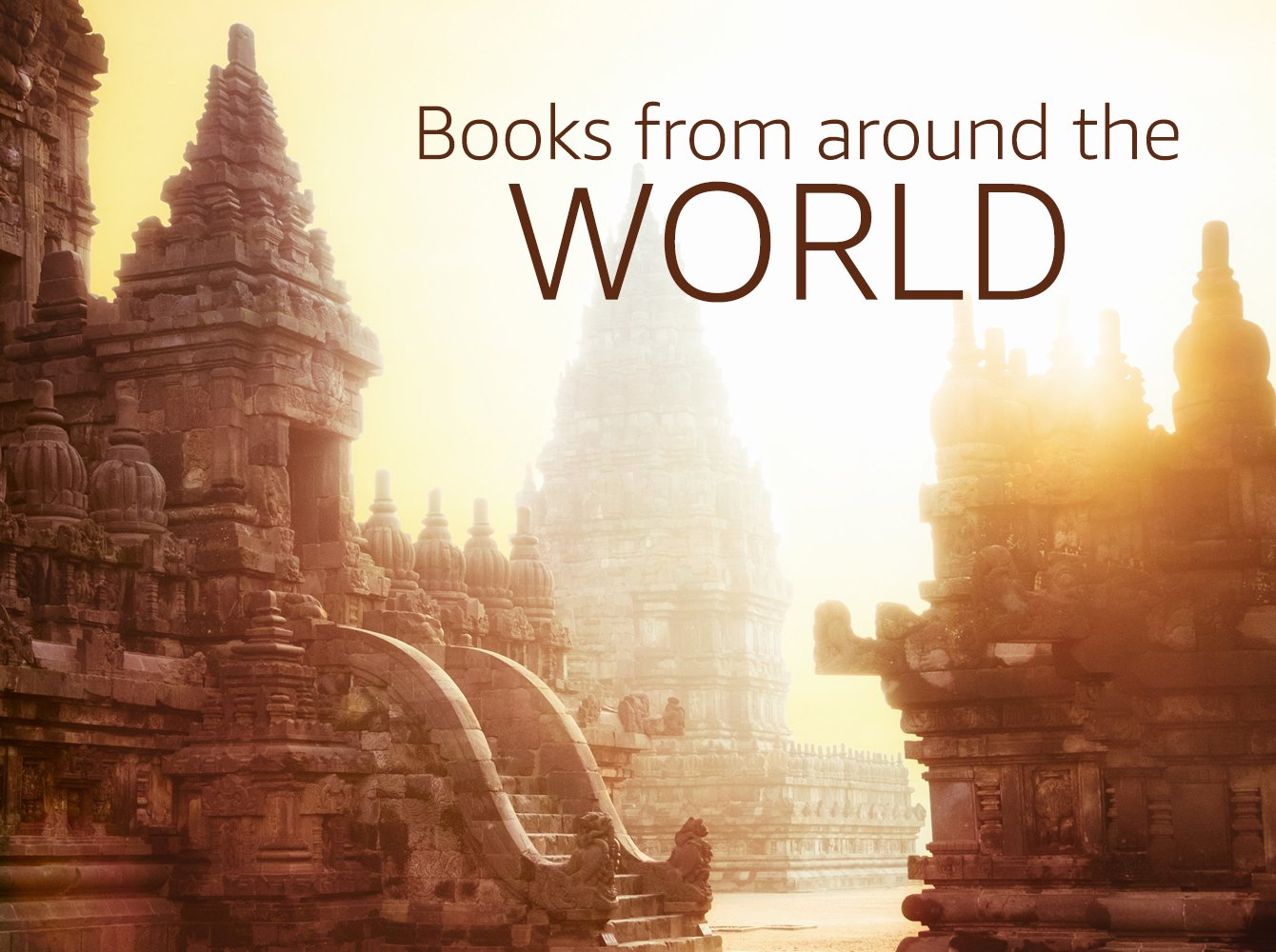 Books from Around the World