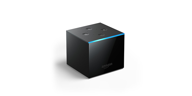 Amazon Fire TV Cube (2nd Gen)