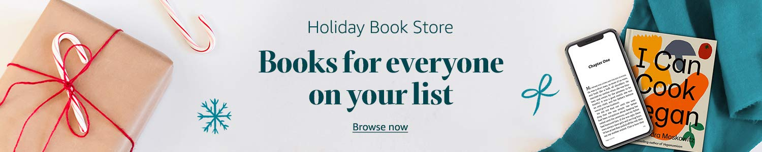 Holiday Book Store | Books for everyone on your list
