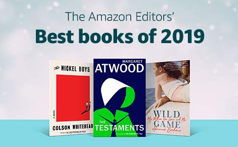Amazon Editors' Best Books of 2019
