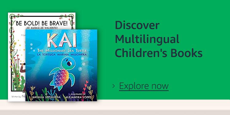 Discover multilingual children's books