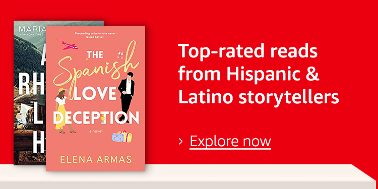 Top-rated reads from Hispanic & Latino storytellers