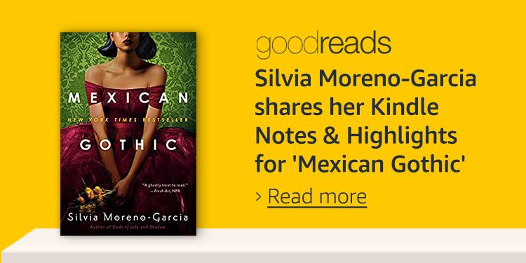 Goodreads: Silvia Moreno-Garcia highlights