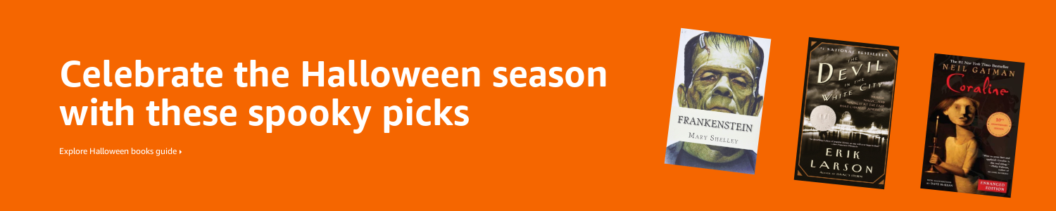 Celebrate the Halloween season with these spooky picks