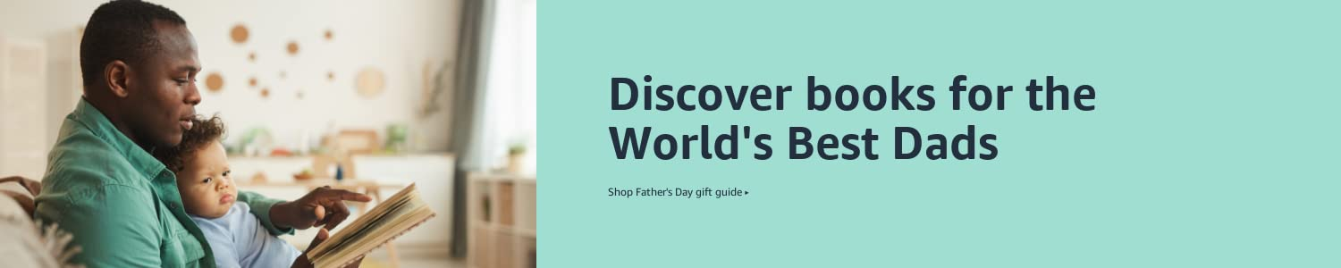 Discover books for the World's Best Dads