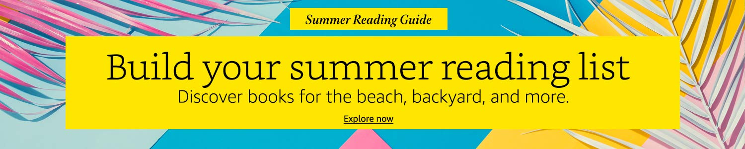 Build your summer reading list.