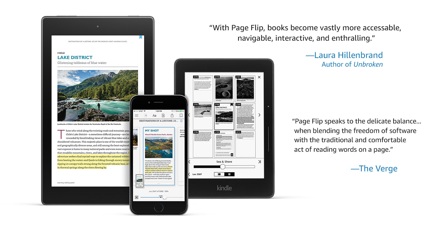 with page flip, books become vastly more accessable ... - photo#28