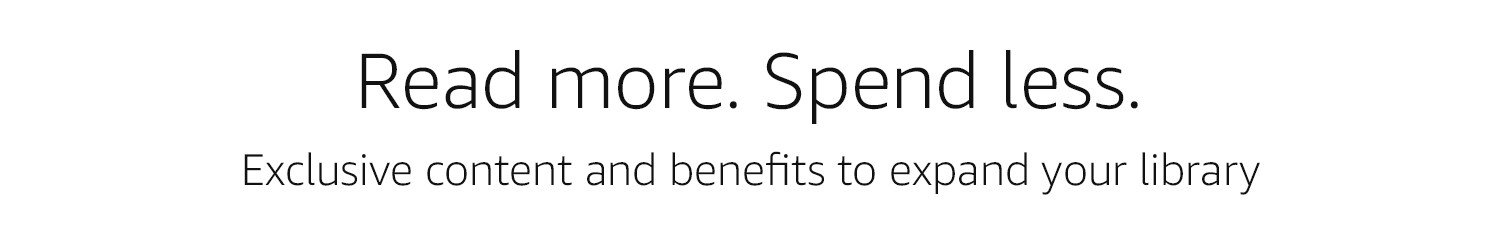 read more. spend less.