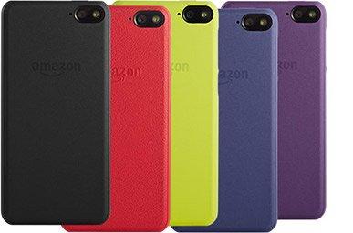 Amazon Polyurethane Cases for Fire Phone