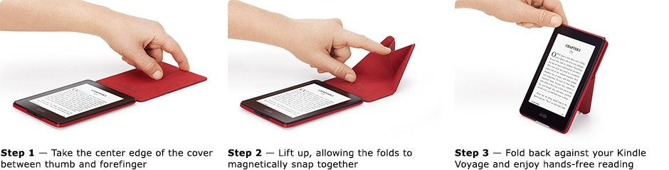Amazon Origami Cover for Kindle Voyage