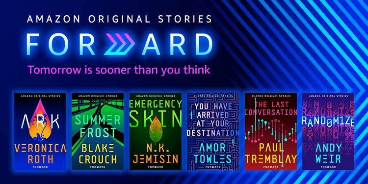 Forward Collection-Amazon Original Stories