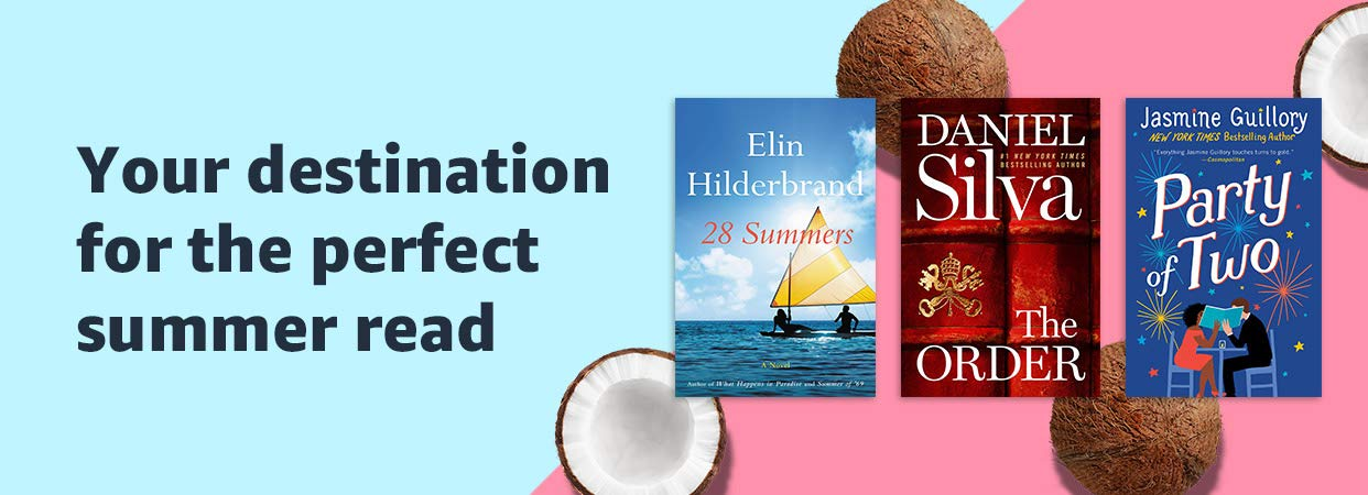 Discover great books all summer long