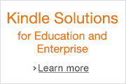 Kindle Business & Education Sales