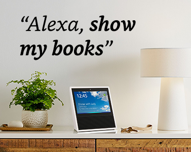 """Alexa, show my books"""