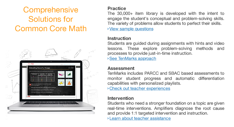 Comprehensive Solutions for Common Core Math