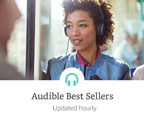 Audible best sellers