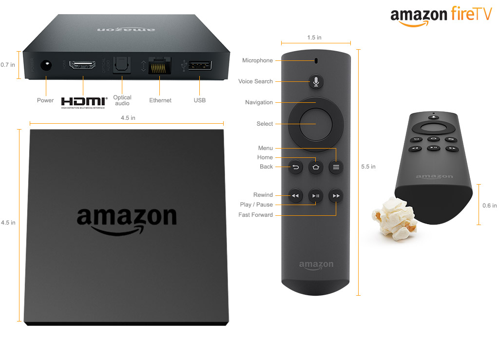 Image result for The best Amazon TV box models