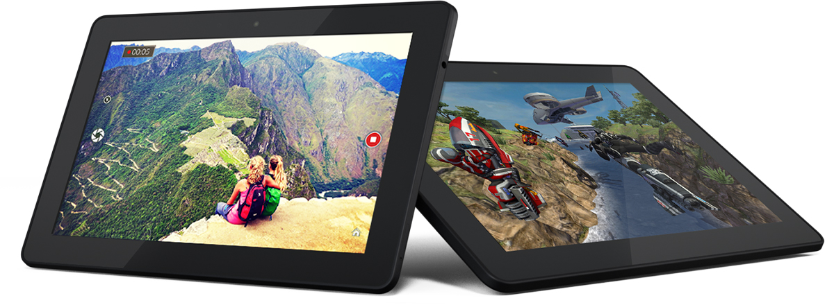 Our most powerful tablet ever–designed to do it all