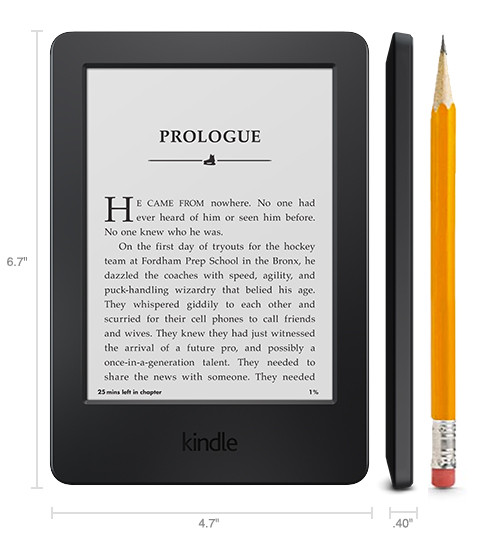 kindle e reader amazon official site