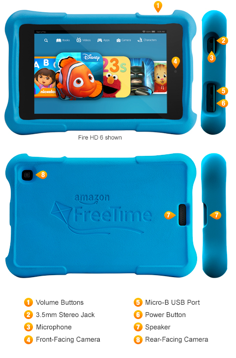 0cfb4e5c2407 Previous Generation: Fire HD Kids Edition
