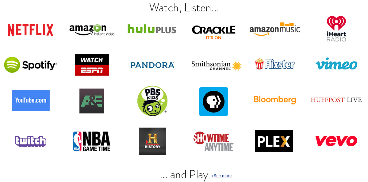 Fire TV Stick Apps