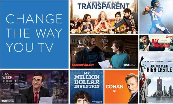 Change the way you TV