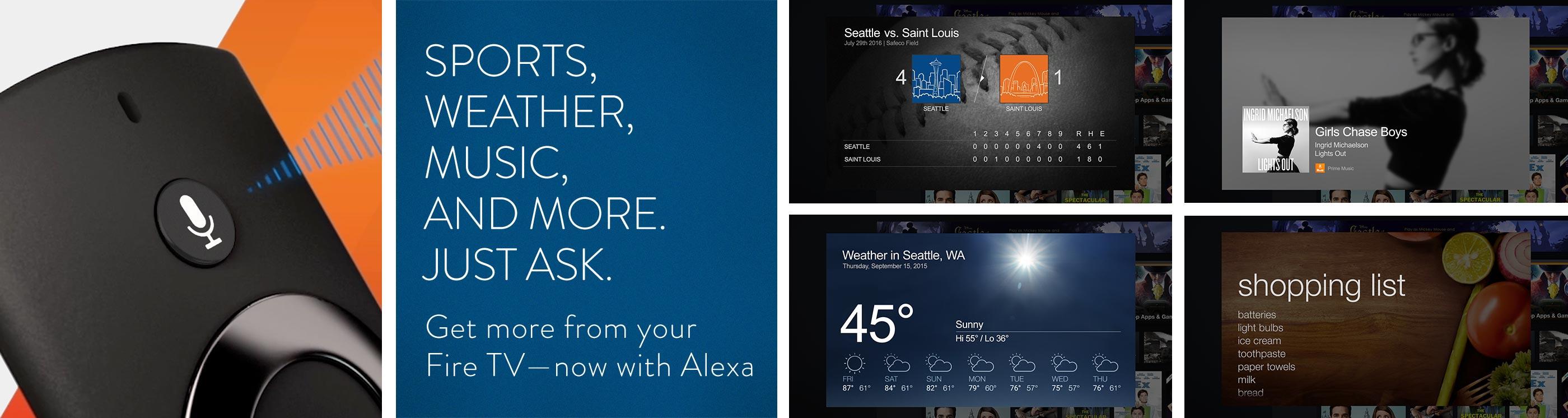 Alexa на Amazon
